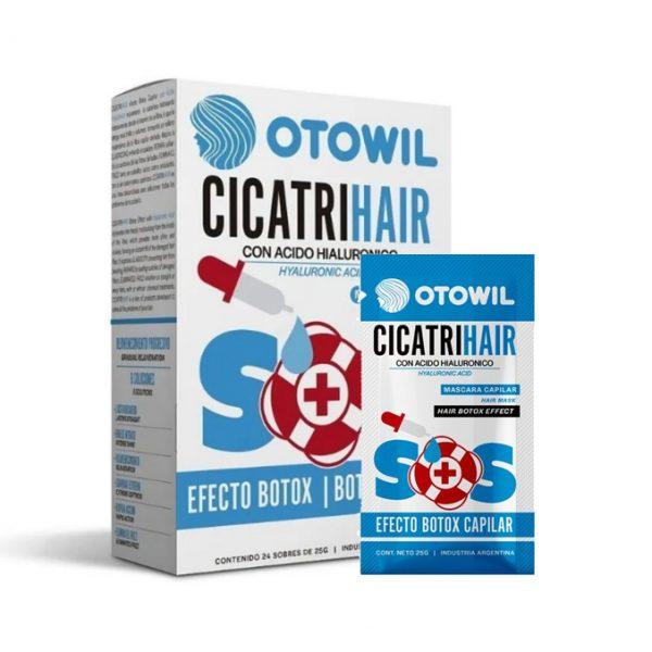 Otowil Cicatrihair Efecto Botox  25gr
