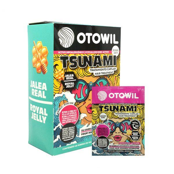 Otowil Tsunami Tratamiento Capilar Jalea Real  10gr