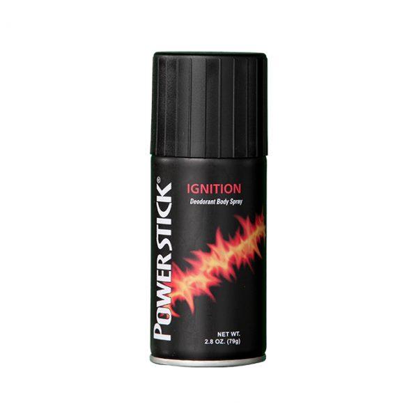 Power Stick Body Spray Ignition Men 79g