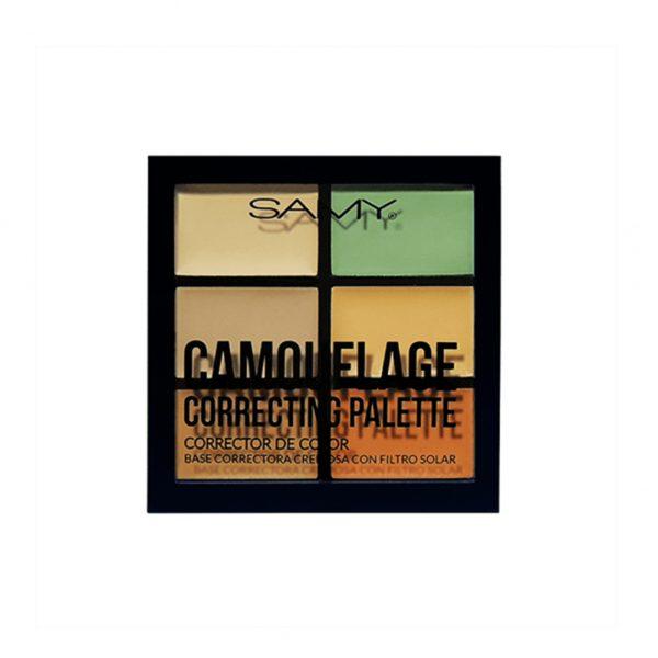 Samy Camouflage Corrector De Color Ligth Medium 6gr