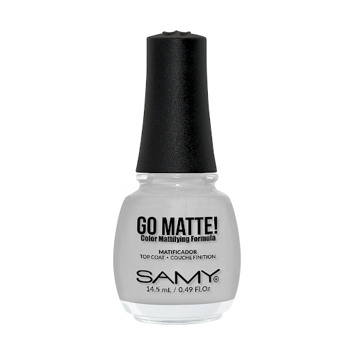Samy Esmalte Para Uñas # 5 Go Mate 14.5ml Top coat
