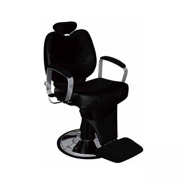 Sileti Silla De Peluqueria St-2003-1 Color Negro