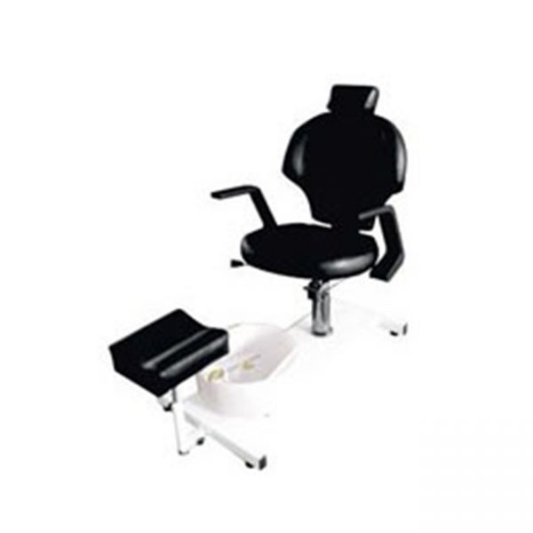 Sileti Silla Para Pedicure C/Negro St-7001-1 Hz1005