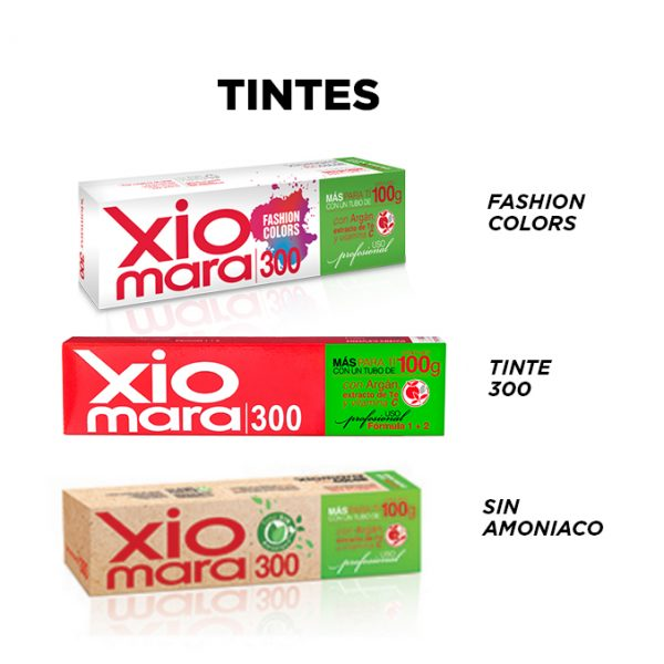 Tinte Xiomara 100 ml