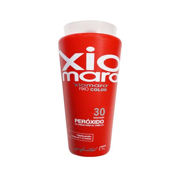 Xiomara Peroxido En Crema Fixocolor