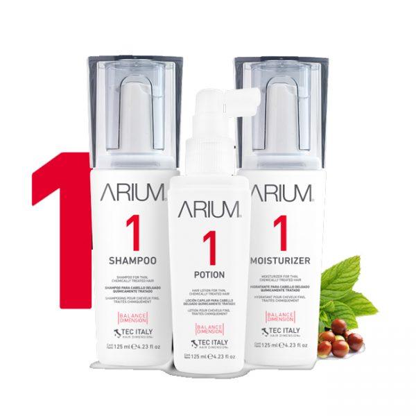Tec Italy Kit Arium 01: Fine Hair