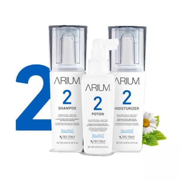 Tec Italy Kit Arium 02: All Hair Types