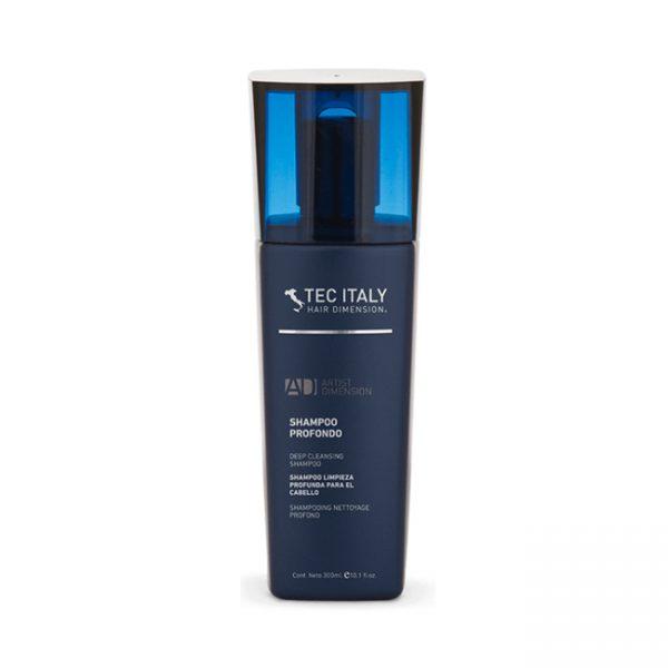 Tec Italy Shampoo Profondo 300ml / 10oz