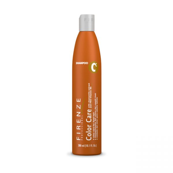 Firenze Shampoo Color Care Cabello Teñido 300ml