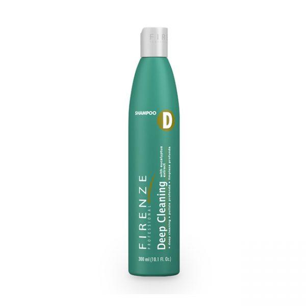 Firenze Shampoo Deep Cleaning Limpieza Pofunda 300ml