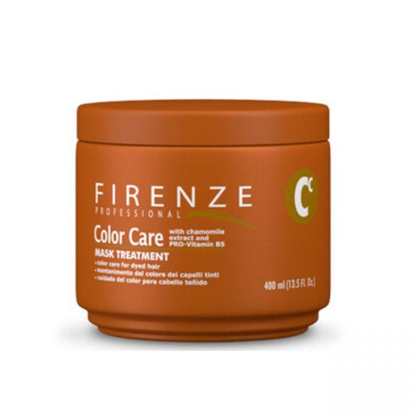 Firenze Tratamiento Color Care Cabello Teñido 400ml