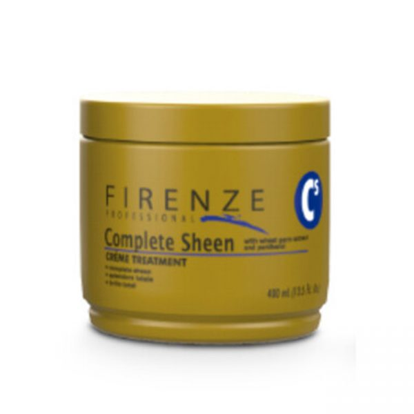 Firenze Tratamiento Complete Sheen Brillo Total 400ml