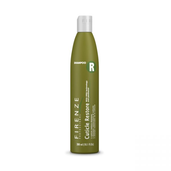 Firenze Cuticle Restore Shampoo Restaurador Cuticula  300ml