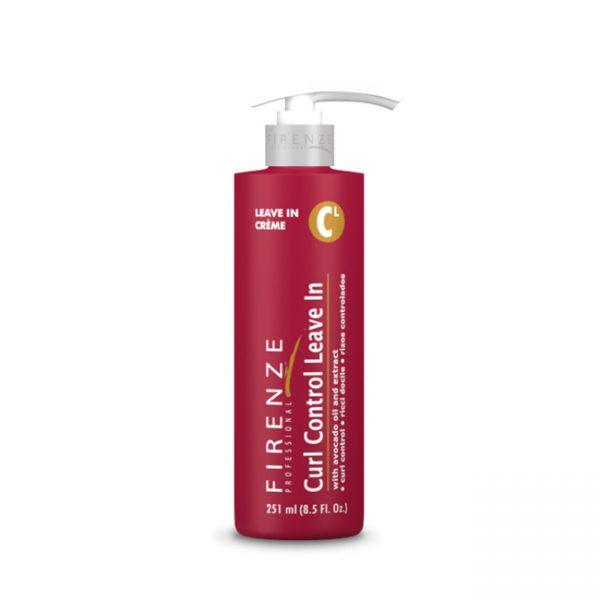 Firenze Curl Control Cream Leave In 251ml