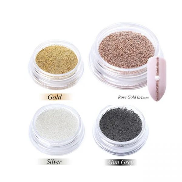 Bmk Decoración Caviar Nail Premier
