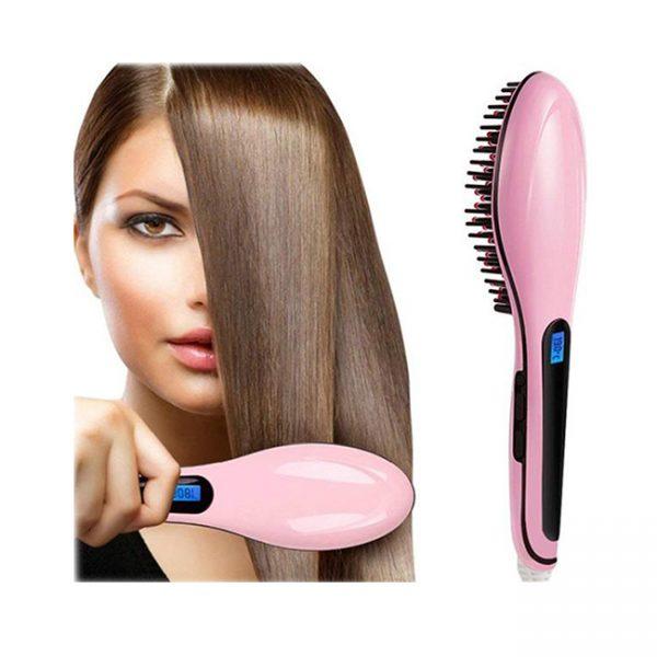 Chuanmei Fast Hair Straightener   Hqt-906