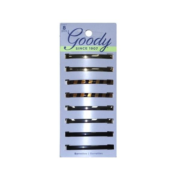 Kit Gancho Metal Y Metal Negro 4 y 8 Uni Goody