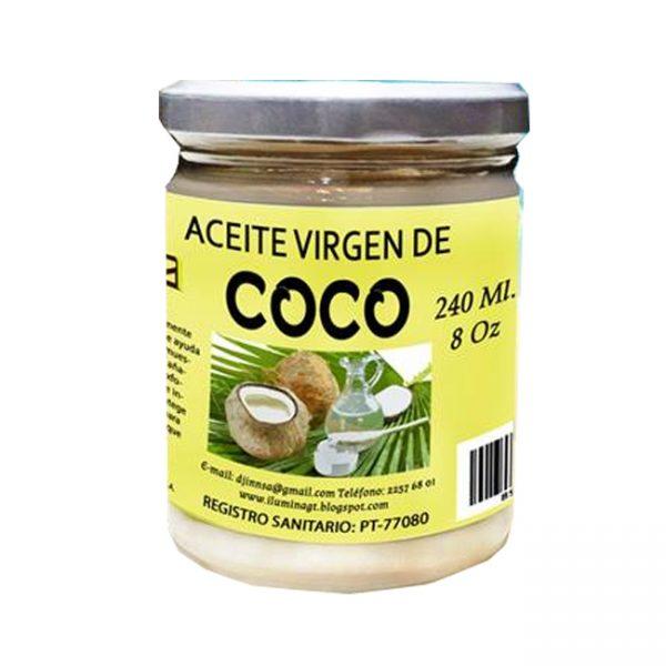 Ilumina Aceite Virgen De Coco