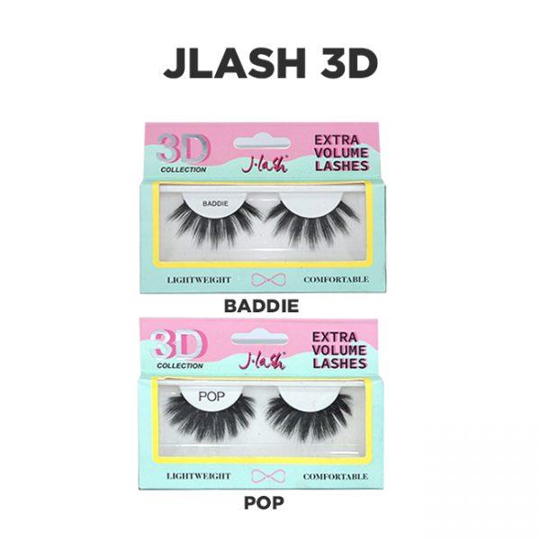 J-Lash 3d Eyelash / Pestaña