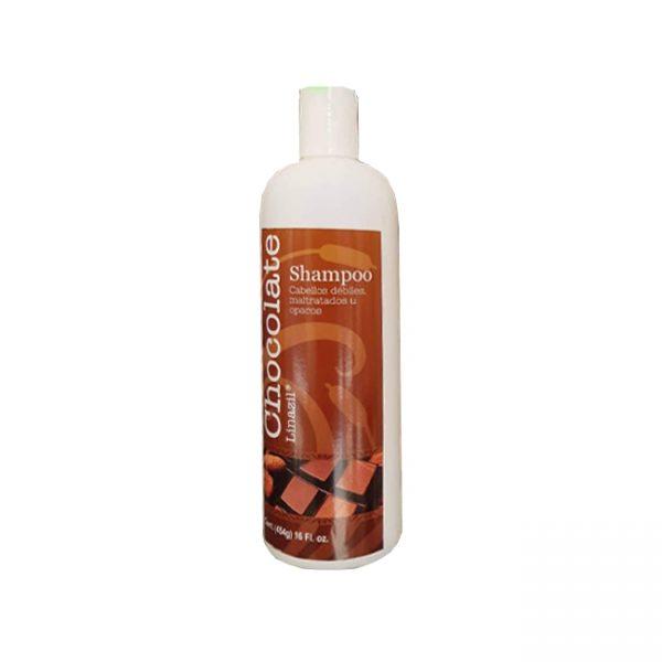 Linazil Shampoo Chocolate  16 Onz.