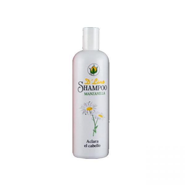 Linazil Shampoo Manzanilla  16 Onz.