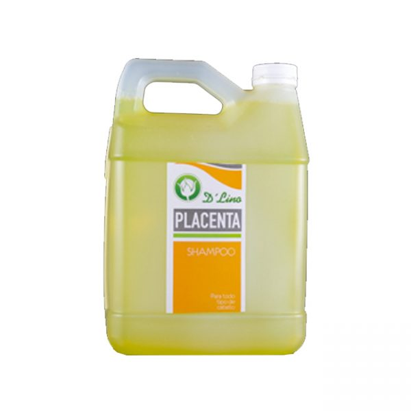 Linazil Shampoo Placenta  Galon