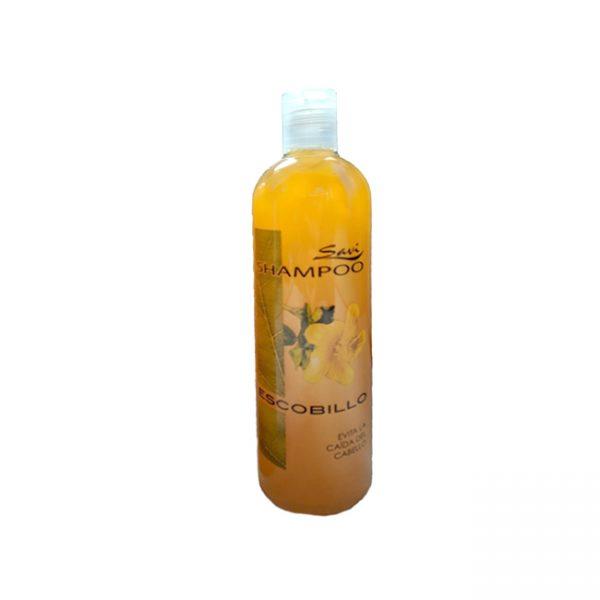Savi Shampoo Escobillo Anticaida 16 Onz.