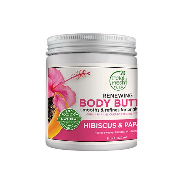 Petal Fresh.P. Body Butter Hibiscus / Papaya  237ml / 8 Oz.