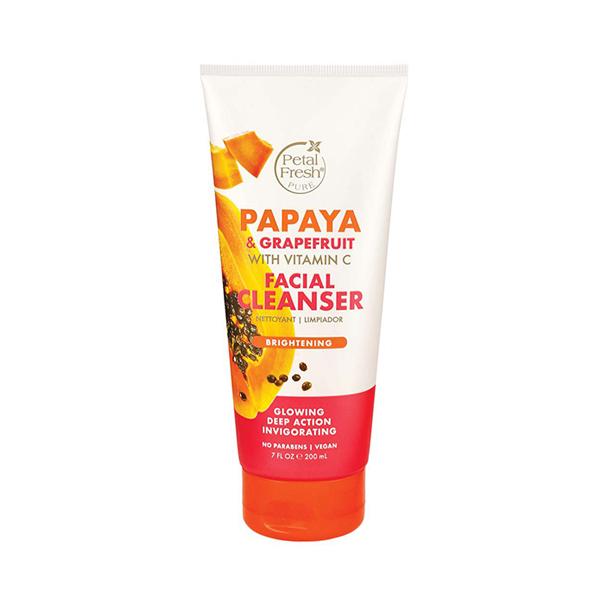 Petal Fresh P. Brightening Papaya Facial Cleanser 200ml / 7 Oz.