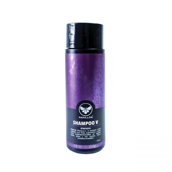 Papillon Shampoo V Matizante 270gr