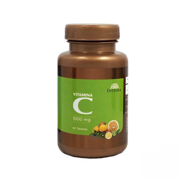 Integra Vitamina C  X 60 Tabs