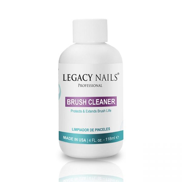 Legacy Nail Brush Cleaner & Conditioner 4  Oz.