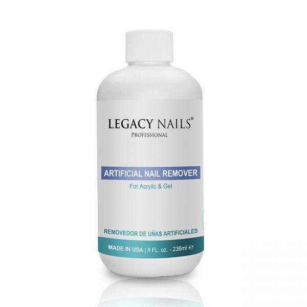 Legacy Nail Artificial Nail Remover 8  Oz.