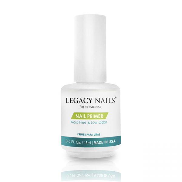 Legacy Nail Acid-Free Nail Primer 1/2  Oz.