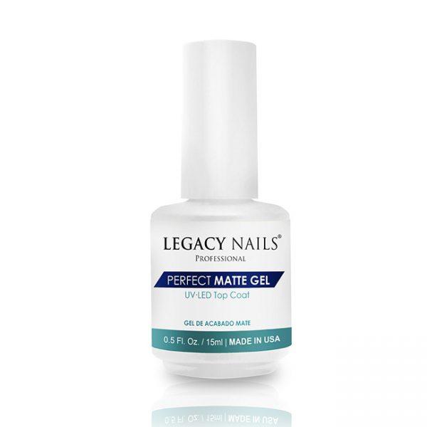Legacy Nail Perfect Matte Gel 1/2  Oz.