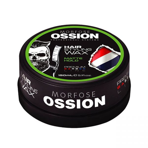 Ossion Prm.Barber.Line Hair Wax Matte Hold 150ml