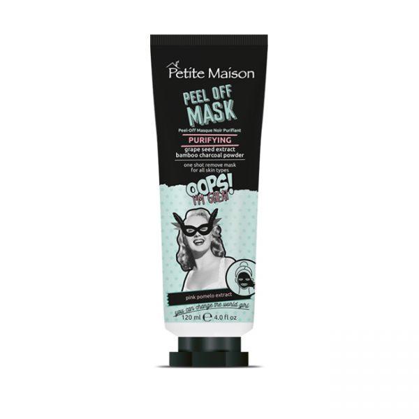 Petite Maison Purifying Peel Off Mask Purifying 120ml Black