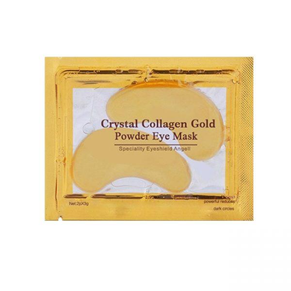 Senwell Golden Eye Mask / Mascarilla para ojos- Oro