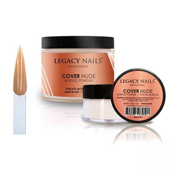 Legacy Nail Cover Nude Polvo Acrilico