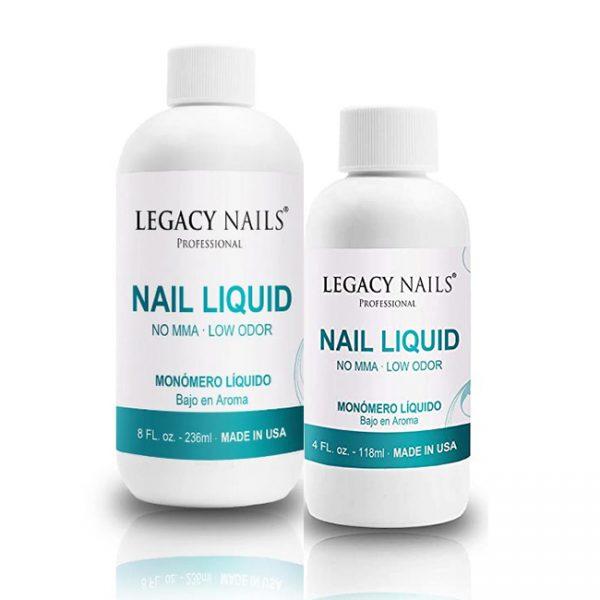 Legacy Nail Liquido Monomero